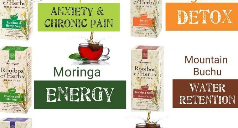 Annique Rooibos products
